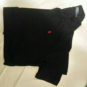 Mens Polo collar shirt